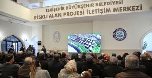 Eskişehir Gündoğdu kentsel dönüşüm projesi bilgilendirme toplantısı yapıldı!