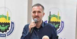 İnegöl Belediye Başkanı Alper Taban 2018 yılı hedeflerini anlattı!