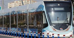 İzmir Konak Tramvay hattının deneme seferleri Şubat'ta yapılacak!