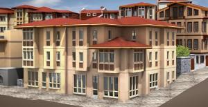 Kiptaş Süleymaniye projesi ile tarihi evleri yenileyecek!