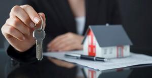 Kredili evin satışı!