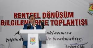 Mersin Tarsus Bağlar Mahallesi kentsel dönüşüm bilgilendirme toplantısı düzenlendi!