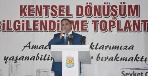 Mersin Tarsus Gaziler mahallesi kentsel dönüşüm projesi yapılacak!