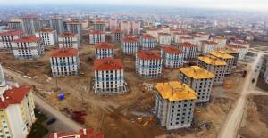TOKİ Kırşehir Bağbaşı kentsel dönüşüm 3. etap çalışmaları hızla devam ediyor!