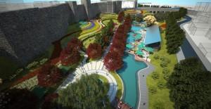 Trabzon Tabakhane kentsel dönüşüm projesinde rekreasyon alanı ihaleye çıkıyor!