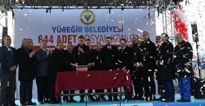 Adana Yüreğir'de sosyal konut projesinin temeli atıldı!
