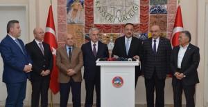 'Ankara - Kayseri hızlı tren projesinde 8 Mart'ta yapım ihalesi için teklifler alınacak'!