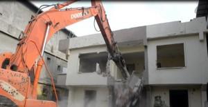 Antakya Emek ve Aksaray kentsel dönüşüm için yıkımlar tüm hızlıyla devam ediyor!