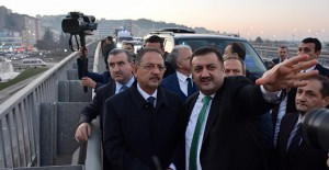 Bakan Özhaseki: 'Rize'de yakında projeye başlayacağız'!