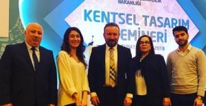 Başkan Doğan, Kentsel Tasarım Seminerine katıldı!