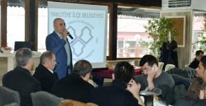Başkan Korkut, Erzurum Yakutiye kentsel dönüşüm projelerini anlattı!