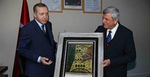 Başkan Karaosmanoğlu Kocaeli metro projeleri için Cumhurbaşkanı ile görüştü!
