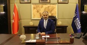 'Bursa'da kentsel dönüşüm devam ediyor'!
