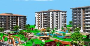 Çelikbari İnşaat'tan yeni proje; Garden Park Evleri Çanakkale