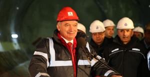 'Dudullu - Bostancı metro hattı 2019 yılında hizmete girecek'!
