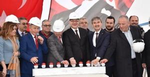 Ege Koop Turgutlu Prestij Evleri projesinin temeli atıldı!