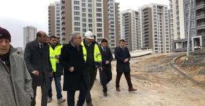 Ergün Turan, Gölbaşı İncek 2. etap projesini inceledi!
