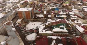 Erzurum Alipaşa mahallesi kentsel dönüşüm projesi tüm hızıyla sürüyor!