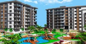 Garden Park Evleri Çanakkale Çelikbari İnşaat imzasıyla yükseliyor!