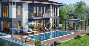 Gül İnşaat Bahçeşehir Villa projesi!