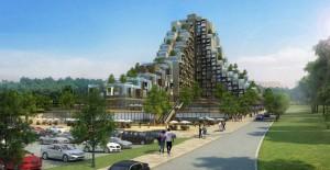 Haldız İnşaat'tan yeni proje; Haldız İnşaat Ümitköy projesi