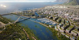 Kanal İstanbul'a komşu 5 konut projesi!