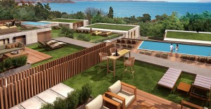 Kuzu Holding'den yeni proje; Villagio Çeşme projesi