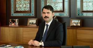 Murat Kurum, 'İnşaat sektörünün kotaya ihtiyacı var'!