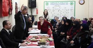 Okmeydanı kentsel dönüşüm projesinde...