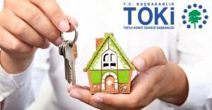 Şanlıurfa Viranşehir TOKİ Evleri'nde 138 konut bu gün kurasız satışa çıkıyor!