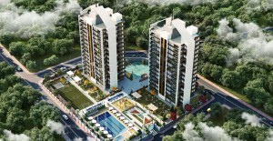 Sera Park Tarsus'ta 4+1 daireler satışta!