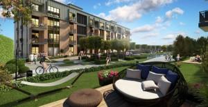 Sinpaş Finans Şehir'de erken satış fiyatları 440 bin TL'den başlıyor!