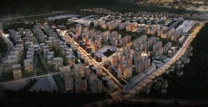 Sur Yapı Antalya Turkuaz etabı Satış Ofisi!