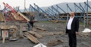 TOKİ Çorum Kargı 2. etap konutlarının inşaatı hızla devam ediyor!