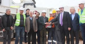 TOKİ İzmir Kemalpaşa'da 2 bin 500 konutluk 1. etabın çalışmaları başladı!