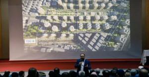 Yeşildirek kentsel dönüşüm projesi ön tanıtım toplantısı yapıldı!