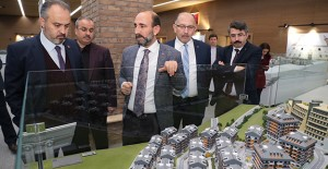 'Yıldırım Belediyesi kentsel dönüşüm konusunda uzun vadeli projelerle ilgili hazırlıklı'!