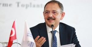 Bakan Özhaseki; 'Kanal İstanbul'da tehlike söz konusu değil'!