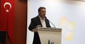 Başkan Demirci, Çayırova Küçük Sanayi Sitesi kentsel dönüşüm projesi detaylarını anlattı!