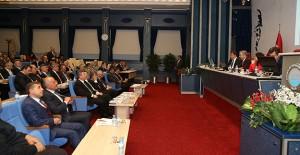 Başkan Mustafa Çelik, Meclis Toplatısında Sahabiye kentsel dönüşüm projesini anlattı!