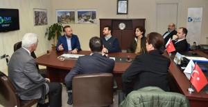 Başkan Nevzat Doğan, Cedit mahallesi kentsel dönüşüm projesini anlattı!