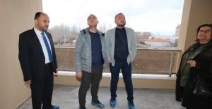 Başkan Özaltun, Beyşehir Yeni Mahalle Toplu Konut projesini inceledi!
