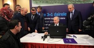 Başkan Uysal, Silivri 3. etap Kiptaş projesini tanıttı!