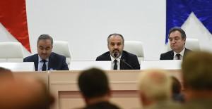 'Bursa Nilüfer kentsel dönüşüm projelerinde yaşanan sıkıntıları azaltacağız'!