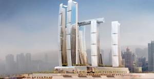Çinliler şimdi de 'yatay gökdelen' inşa edecek!