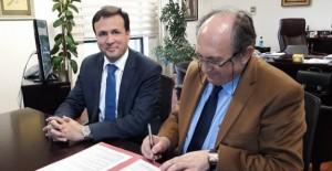 Erzurum'da gazeteciler için TOKİ konutları protokolü imzalandı!