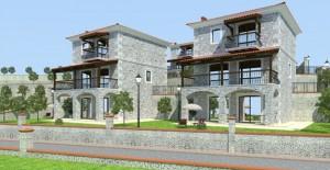 Foça Terrace Taş Evler projesi geliyor!