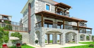 Foça Terrace Taş Evler satılık!