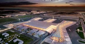 İstanbul Airport City, İstanbul yeni havalimanı projesi içinde yer alacak!