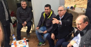İzmir Kemalpaşa TOKİ evleri projesinde çalışmalar devam ediyor!